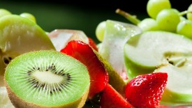 Fresh Fruits Hd Widescreen Wallpaper