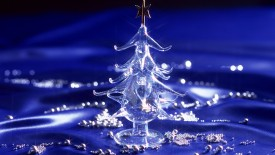 white Christmas tree Wallpapers Hd