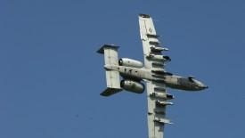 Airmen call in 'air strikes' on Louisiana communities