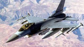 Aircrafts War Military Fighter Jet F 16 Falcon F16