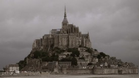 Architecture Mont Saint Michel