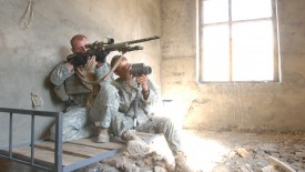 Army Military Sniper Movies Scene