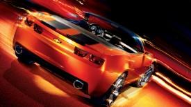 Camaro Cars Chevrolet Car Desktop
