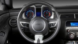 Chevrolet Camaro Ss Dashboard Wide Desktop