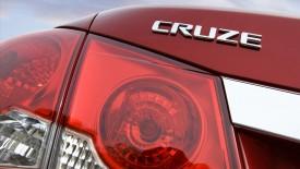 Chevrolet Cruze Rear Lights Wide Desktop