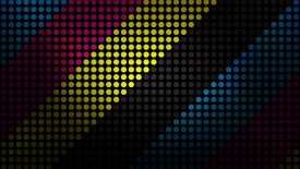 Colorful Dotted Design Backgrounds