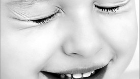 Cute Baby Black And White Wallpapers