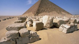 Egypt White Pyramid Architecture World Wonders