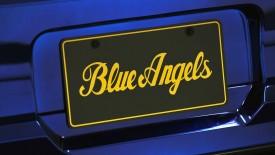 Ford Mustang Gt Blue Angels Badge Wide Desktop