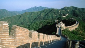 Great Chinese Wall World Wonders