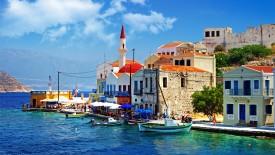 Greece Pier Hd Widescreen Wallpapers 1680×1050 HD Pic