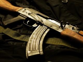 Gun Romania Akm Ak 47 Weapons Army Military Kalashnikov