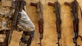 Guns Ak 47 Kalashnikov Army