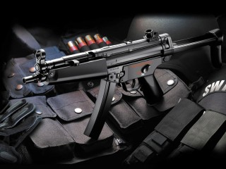 Guns Weapons Mp5 Swat Special Forces