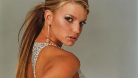 Jessica Simpson Hot Babe Tv Personality Desktop