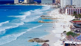 Mexico Cancun Beach HD Wallpaper HD Pic