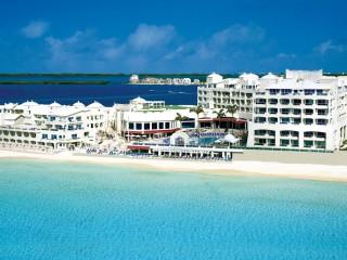 Mexico Cancun Beach Resort HD Wallpaper HD Pic