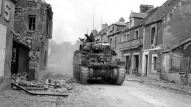 Military Tank Sherman World War Ii Rundown