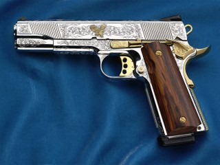 Pistol 1911 Guns Weapons