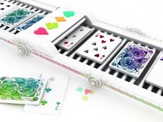 Playing Card Model 3D Wallpaper Widescreen