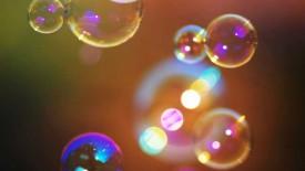 Soap Bubbles 2 Mac Wallpaper