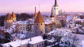Tallinn Estonia City Capital