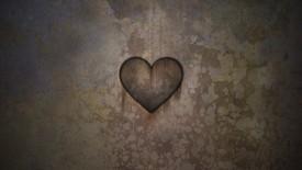 Tinted Hearts Heart Desktop