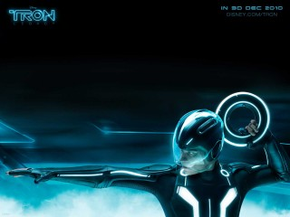 Tron Legacy Hires 3D Wallpaper Widescreen