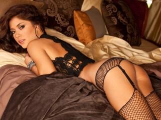 Women Beds Arianny Celeste Looking Back Desktop