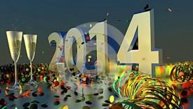 2014 new year exreaordinary hd wallpaper