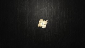 Black Windows7 Desktop HD Wallpapers