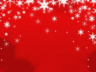 Christmas Twitter red and stars Backgrounds HD