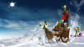 Christmas Wallpapers Hd Widescreen