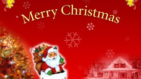 Christmas Wallpapers Hd santa claus