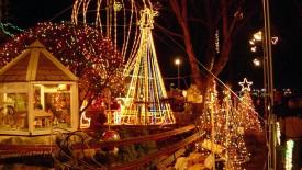 Christmas lights wallpapers