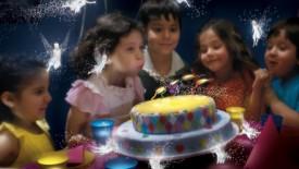 Cute Fairy Birthday