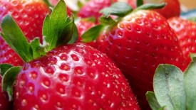 Food Strawberries Wallpaper