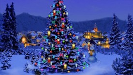 Free Christmas Tree HD Wallpapers