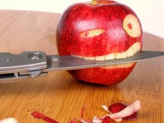 Funny HD Wallpaper apple