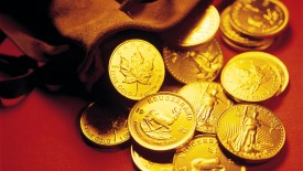 Gold Coins HD Images