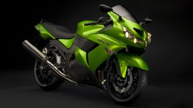 Kawasaki Zzr 1400 Hd Widescreen Wallpapers