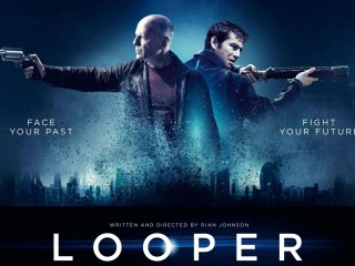 Looper Movie Wallpapers HD Widescreen