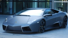 New Lamborghini Widescreen