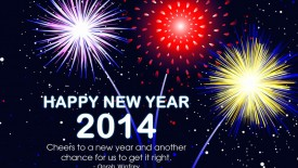 New Year 2014 Quotes