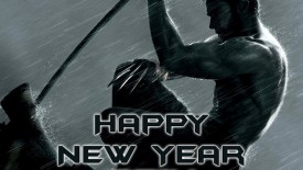 New Year 2014 The Wolverine Movie