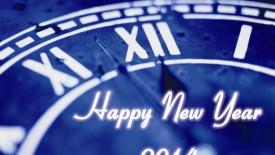 New Year Countdown Clock Wallpaper 2014