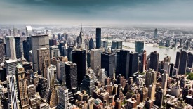 New York Scenery Wallpaper Widescreen Wallpaper