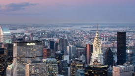 New York Top Panorama Wallpaper Widescreen Wallpaper