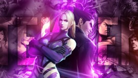 Nina Tekken Team HD Widescreen Wallapaper