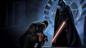 Star Wars Darth Vador HD Widescreen Wallapaper